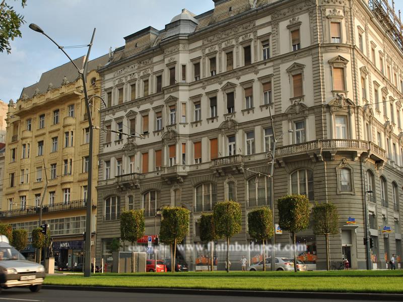 Appartamento karoly nel centro storico di budapest a for Soggiorno budapest
